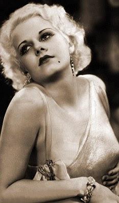 Screen siren: Thirties Hollywood star Jean Harlow