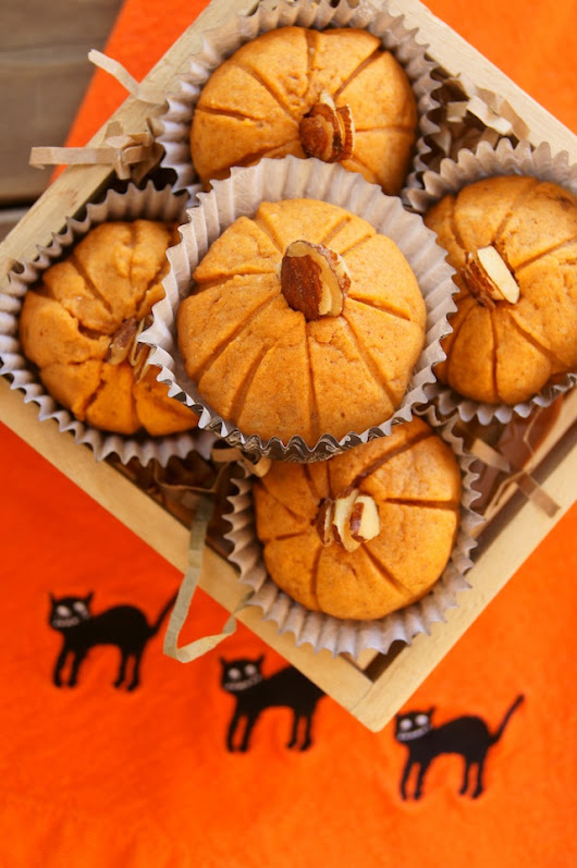 Pumpkin Almond Cookies for Halloween and Thanksgiving – weekend recipes