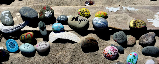 Kindness Rocks on the Cape