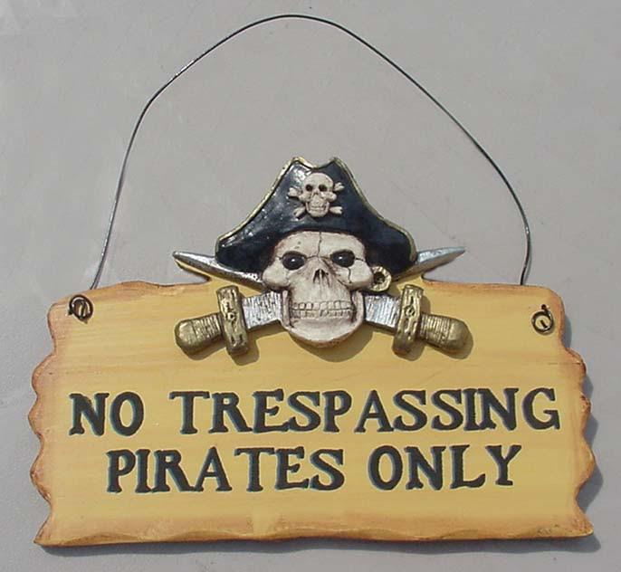Pirate Merchandise Pirate Statue Pirate Sign Pirate