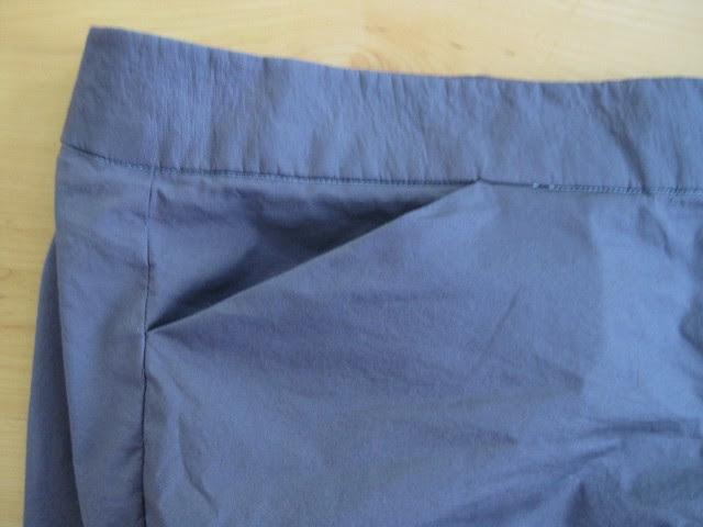 Thurlow Shorts front pocket