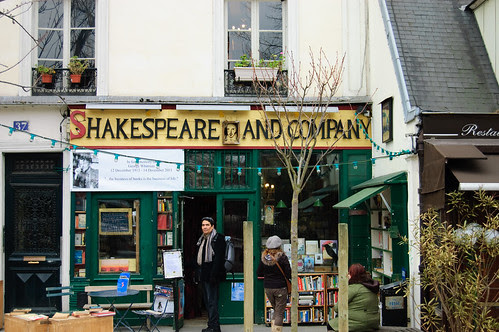 Shakespeare and Company by Itajai de Albuquerque