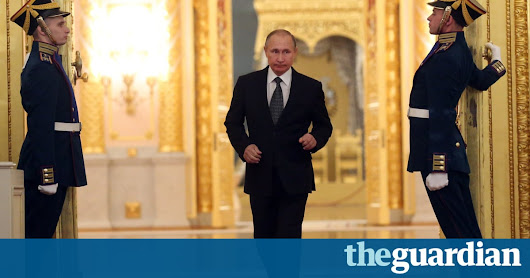 Person of the year shouldn't be Trump – it's clearly Putin | Jonathan Freedland | Opinion | The Guardian