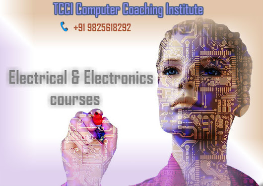 Learn Electronics Communication Course at TCCI – tccicomputercoaching.com
