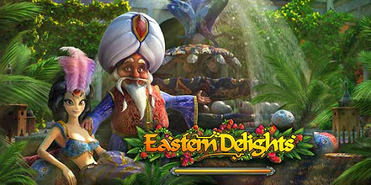 Play Eastern Delights Pokie by Playson Free - Pokies Fun