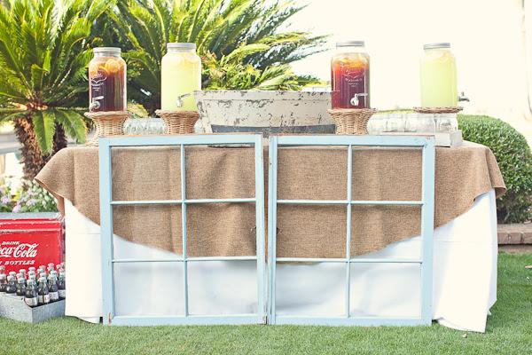 Rustic Outdoor Wedding Reception Ideas