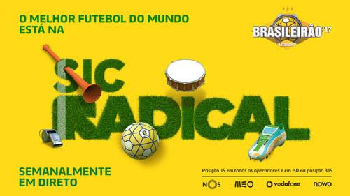 sic radical - brasileirão