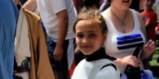 'Star Wars' Fans Start A Tradition That Will Help Bullied Kids Gain Confidence
