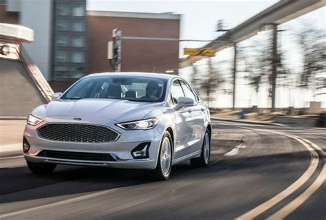 ford fusion energi redesign release date sport