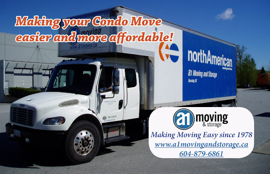 Condo Moves are now easier and more affordable! - A1 Moving and Storage