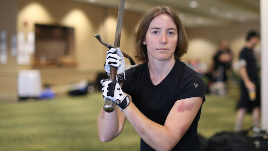 Inside the World of Longsword Fighting