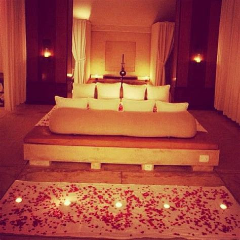 18 best Romantic Bedroom Ideas for Wedding Night images on