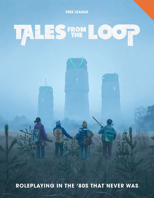 Reseña: Tales from the loop