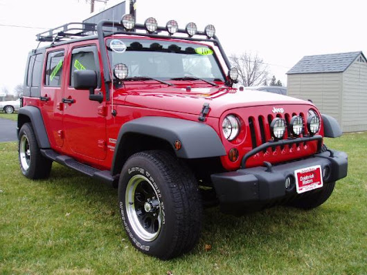 Used 2010 Jeep Wrangler for Sale in Sandusky OH 44870 Deiderick Motors