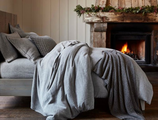 Cold nights. Time to get cozy!
