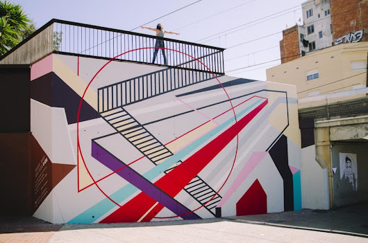 The Ring by Elbi Elem | street art united states