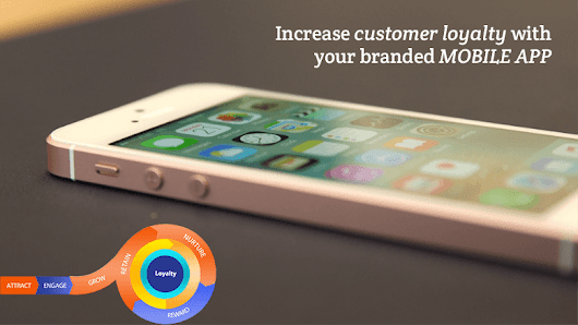 Increase Customer Loyalty with Your Branded Mobile App