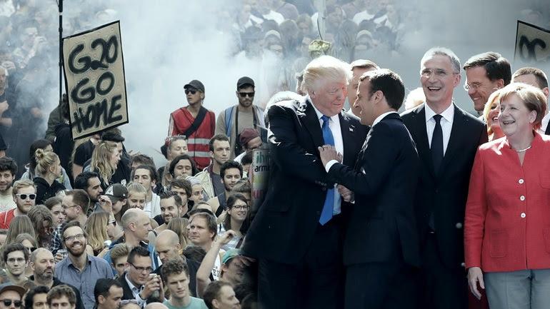 H εφιαλτική ατζέντα της G20