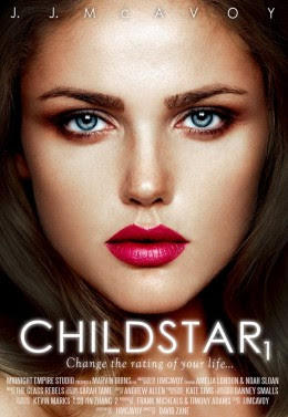 Social Media Blitz: Childstar 1 by J.J. McAvoy