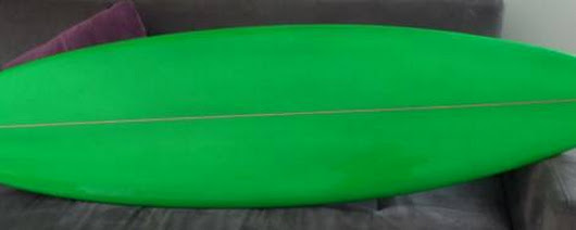 New green surfboards short boards polished | Surfing | Gumtree Australia Sutherland Area - Miranda | 1113919509