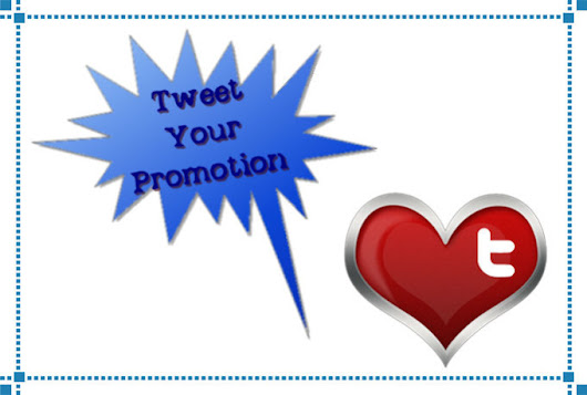 tweet your promotion five times a day - fiverr