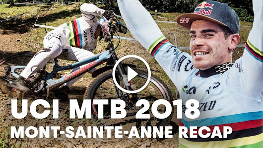 Watch: Full Recap of UCI MTB at Mont Ste Anne - Singletracks Mountain Bike News