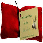 Eye Pillow Beauty Bath Accessory Red Attraction Jasmine Rose Petals Inspire Thoughts of Love