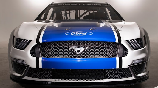 Ford NASCAR Mustang Revealed; World's Best-Selling Sports Coupe Ready for Cup Competition in 2019 | Ford Media Center