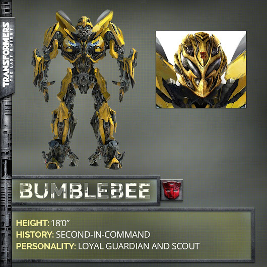 Image: Transformers 5: Bumblebee and Megatron Get Redesigns | Collider