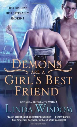 Demons Are a Girl's Best Friend by Linda Wisdom