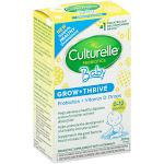 Culturelle Baby Grow & Thrive Probiotics and Vitamin D Drops, 0-12 Months - 0.3 fl oz dropper
