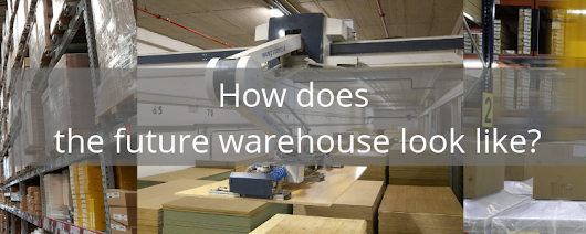 How does the future warehouse look like? I FluxVision WMS Software