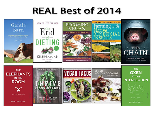 The REAL Best Books of 2014 | RESPONSIBLE EATING AND LIVING