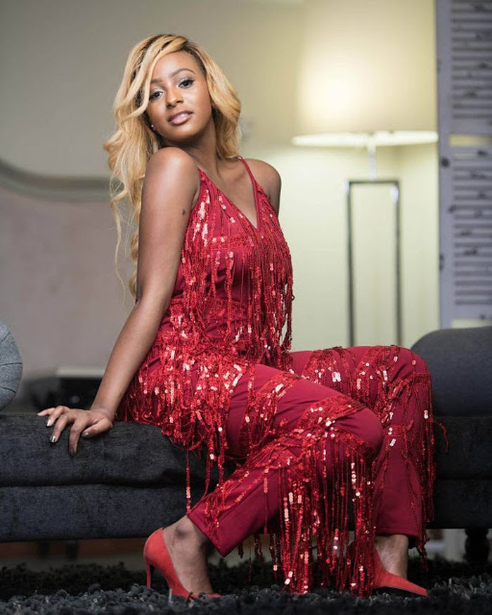 BILLIONAIRE DAUGHTER DJ CUPPY STUNS IN NEW PHOTOS