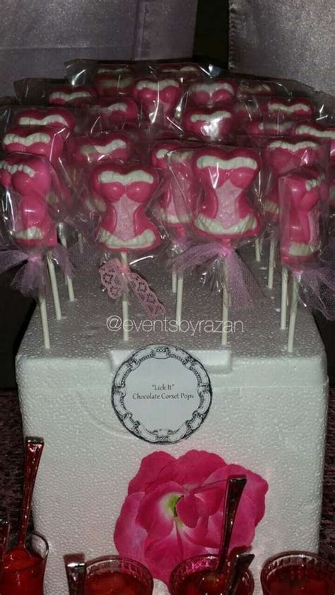 Fifty Shades of Pink Bridal/Wedding Shower Party Ideas