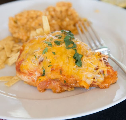 Southwest Baked Chicken - Dinners, Dishes, and Desserts