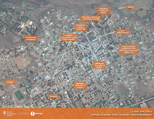SSP16 Fig3: Central Kadugli Town