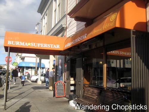 5 Burma Superstar Restaurant - San Francisco (Inner Richmond) 1