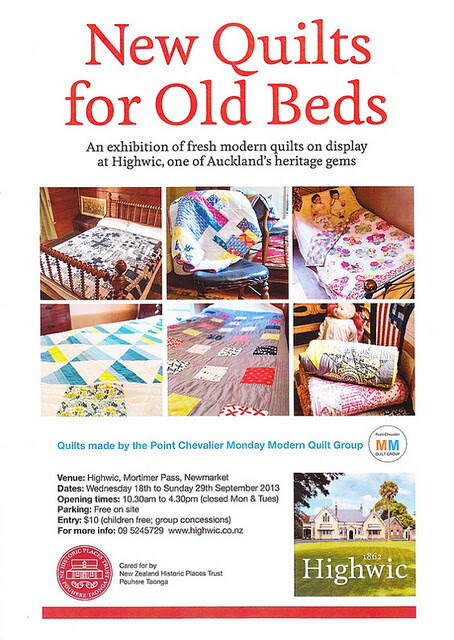 New Quilts for Old Beds