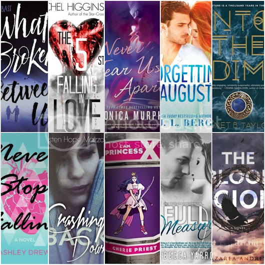 Top Ten Tuesday: Welcome Books, You Just Made it To My TBR