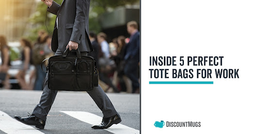 Inside 5 Perfect Tote Bags for Work