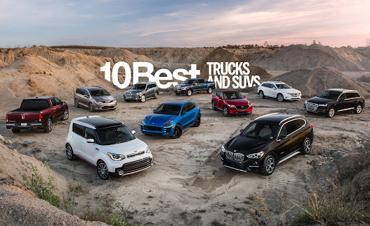 2018 10Best Trucks and SUVs: Our Top Picks in Every Segment | Feature | Car and Driver