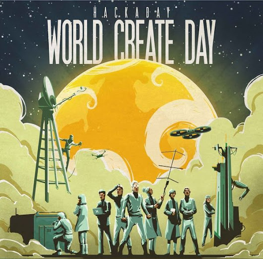 Hackaday World Create Day 2016 in Munich