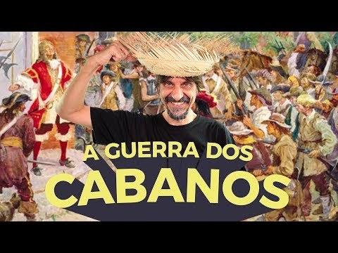 CABANAGEM   EDUARDO BUENO