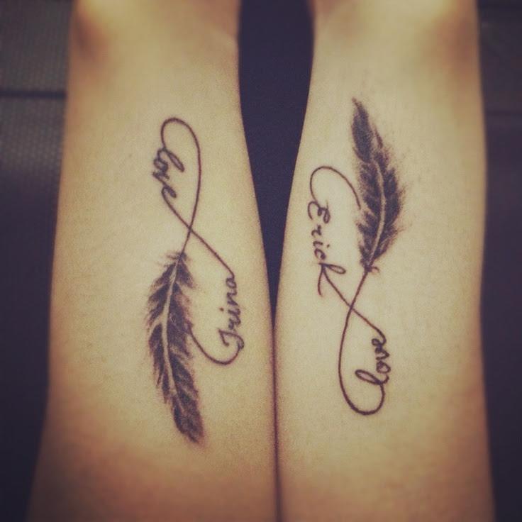 Tatuajes De Infinitos Con Nombres