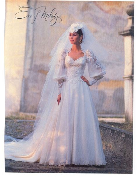 April May 1985 Brides magazine. I really love these