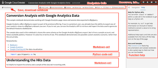 Google Cloud Datalab & GA BigQuery | Analytics Pros