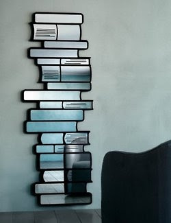 Book Mirror by Paola Navone