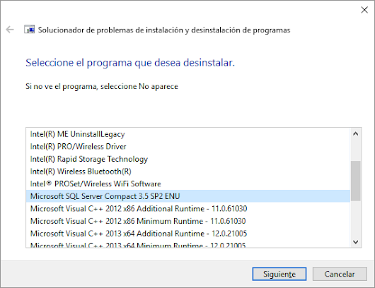 Error 1704. Microsoft SQL Server