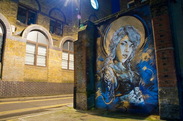 C215 at night